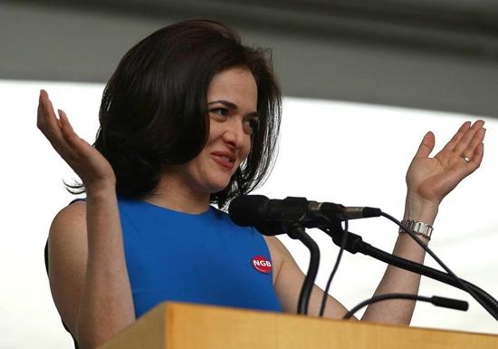 Sheryl Sandberg Harvard Isletme Okulu Konusmasi