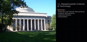 MIT Psikoloji Programı