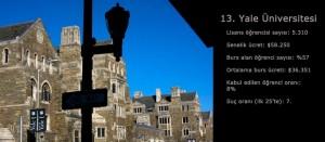 Amerika'da Eğitim Stresli mi? Yale Üniversitesi