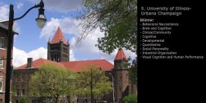 University of Illinois Psikoloji Programı