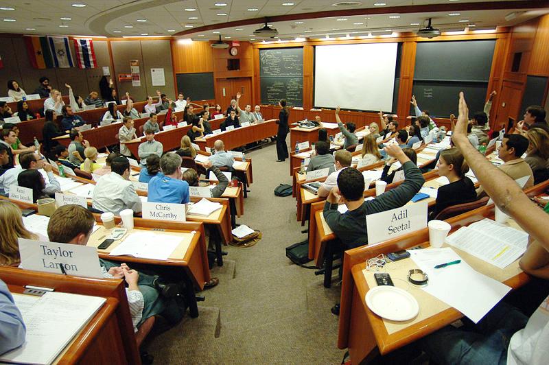 Amerika'nın En İyi MBA Programları