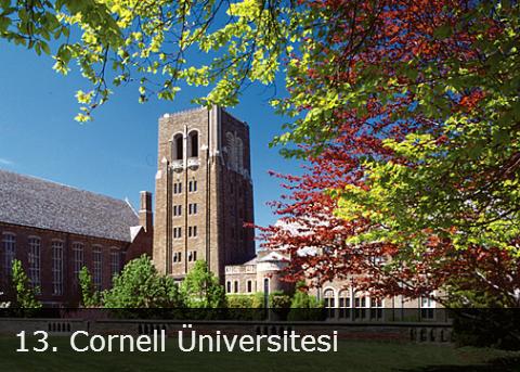 Cornell Üniversitesi Hukuk Prorgamı