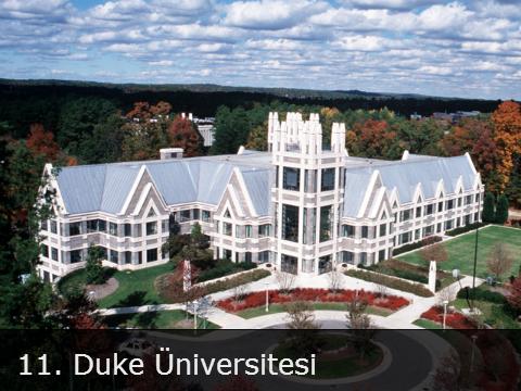 Duke Üniversitesi Hukuk Programı