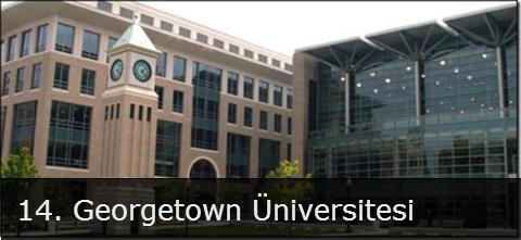 Georgetown Üniversitesi Hukuk Programı