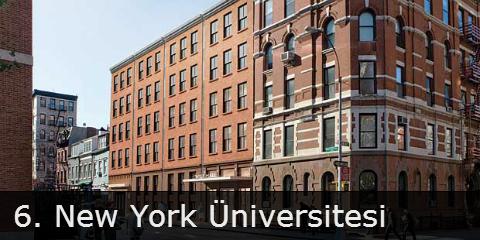 New York Üniversitesi Hukuk Programı