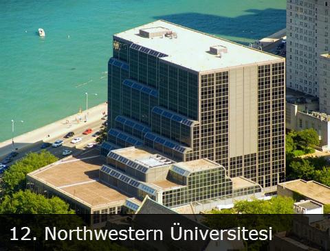 Northwestern Üniversitesi Hukuk Programı