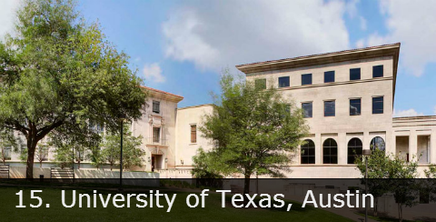 University of Texas Hukuk Programı