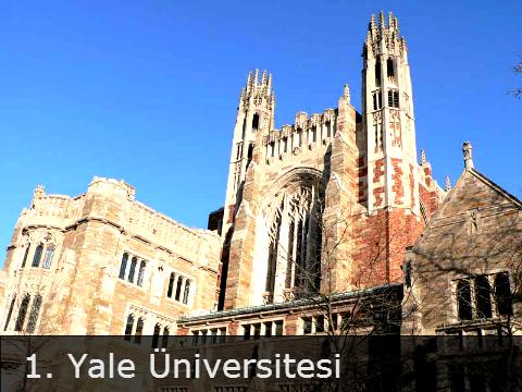 Yale Üniversitesi Hukuk Programı
