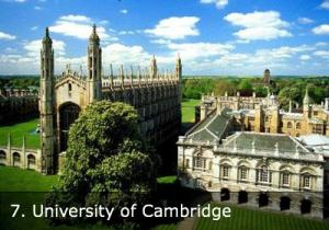 Cambridge Üniversitesi Siyaset Programı