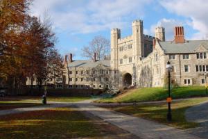 Amerika'da En İyi Okullar: Princeton Üniversitesi