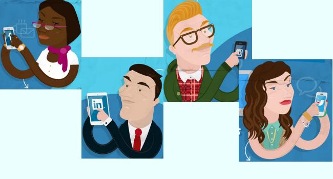 Sosyal Medya Paylaşımcısı: Kapak