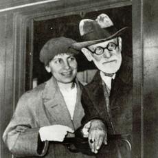 Sigmund Freud ve Anna Freud
