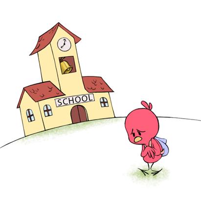Tatil sonrası okul adaptasyonu