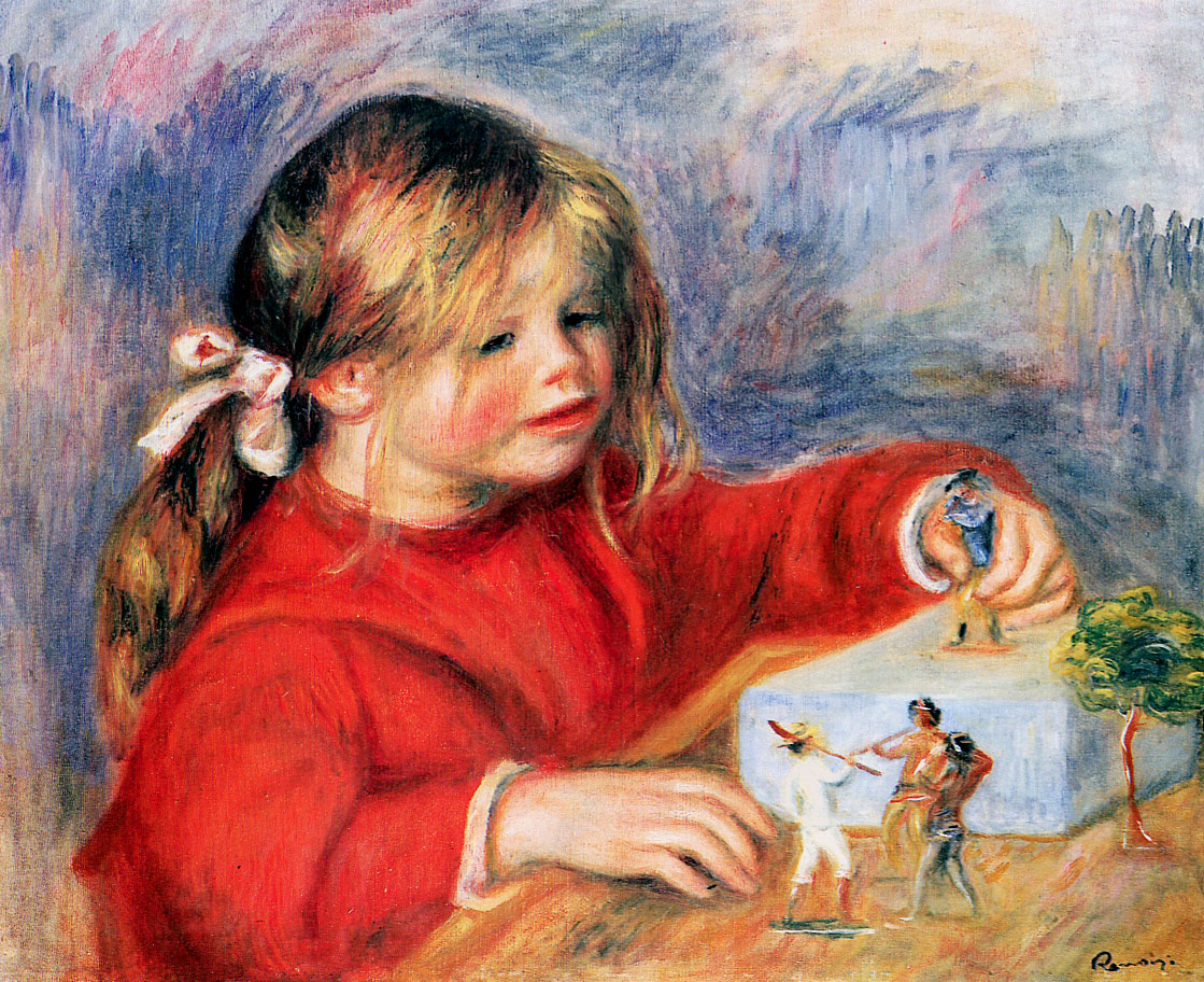 claude-renoir-at-play-sun-1905