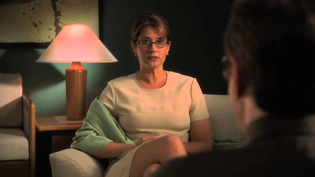 Dr. Jennifer Melfi - Psikoterapist - The Sopranos