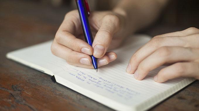 Düşüncelerinizi kağıda dökün