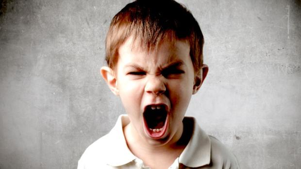 Çocuğum Çok Agresif Ne Yapmalıyım?