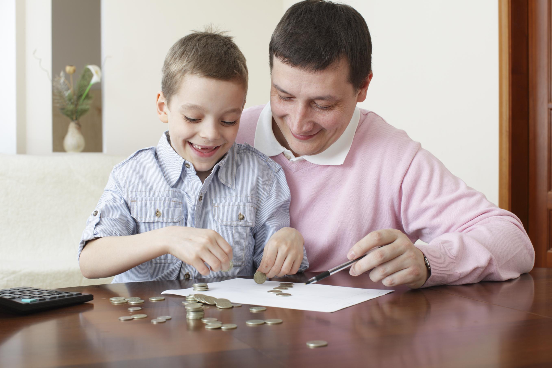 Çocuklara Para Hakkında Öğretmek