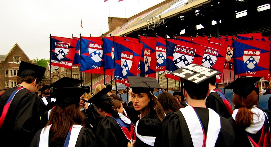 Amerika'da MBA Programları: Wharton MBA Mezuniyeti