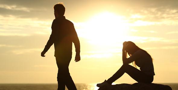 Sevgiliden nasıl ayrılınır?