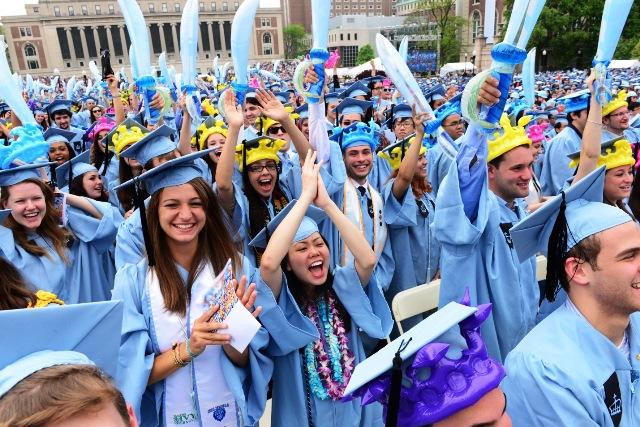Amerika'da MBA Programları: Columbia Business School Mezuniyeti