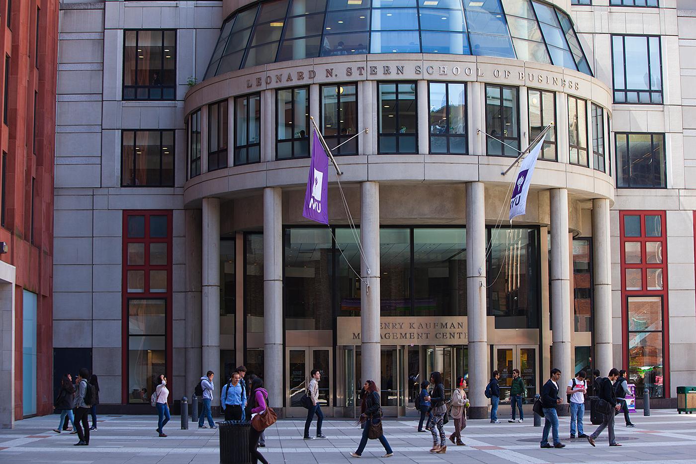 Amerika'da MBA: NYU Stern
