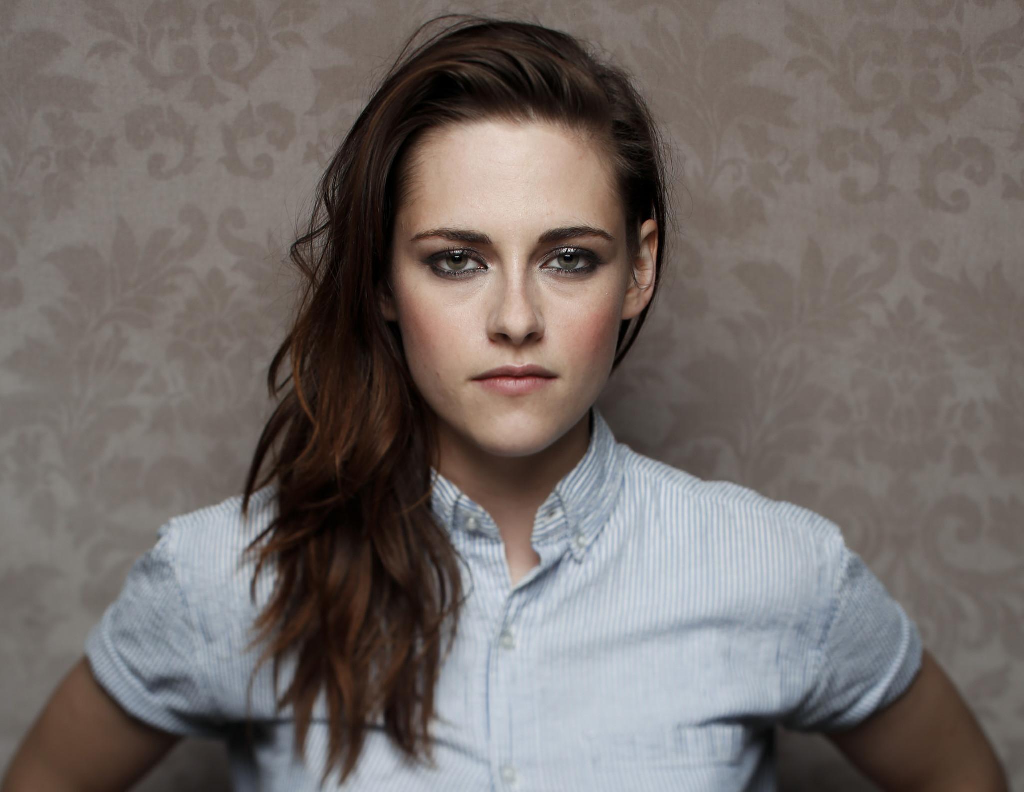 Yana Taranmış Saç Tipi: Kristen Stewart