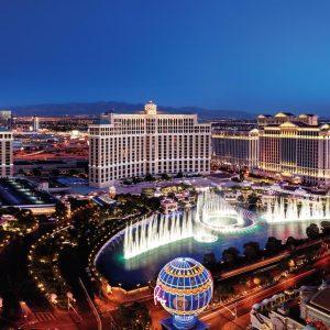 Las Vegas\'ta mı?