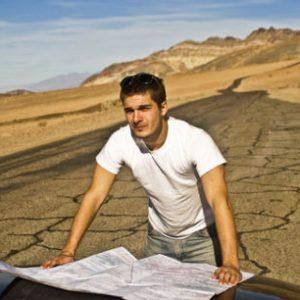 Bir yerden gidip harita alırsınız.