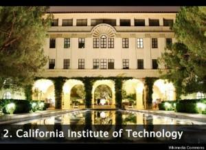 Amerika'da Eğitim: California Institute of Technology