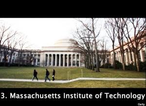 Amerika'da Eğitim: MIT