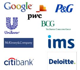 MBA Başvuruları için En İyi Amerikan Şirketleri