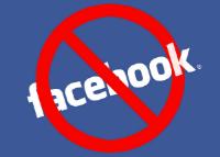 Facebook'u Kapatmak