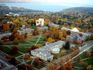 Amerika'da En İyi Okullar: Cornell Üniversitesi