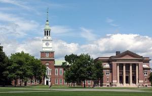 Amerika'da En İyi Okullar: Dartmouth Üniverisitesi