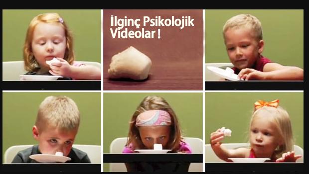İlginç Psikolojik Videolar