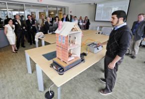 Purdue University - Amerika'da İnşaat Mühendisliği