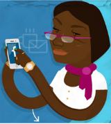 Sosyal Medya Paylaşımcı: Bağlantı Kurucu
