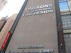 Tasarım Okulu: Parsons The New School