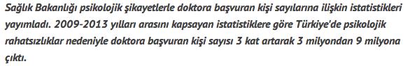 Türkler deliriyor mu?