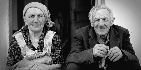 Yaşlılıkta mutluluk