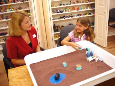 Çocuklarla Psikoterapi - Kum Terapisi Nedir?