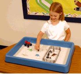 Kum Terapisinin Oyun Terapisindeki Yeri Nedir?