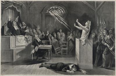 Histeri ve Cadılık