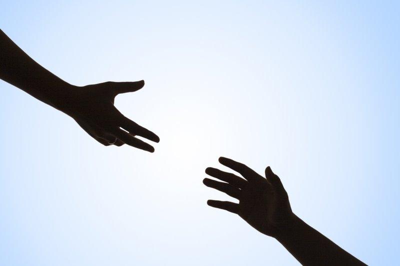 Başkalarına yardımcı olmak.