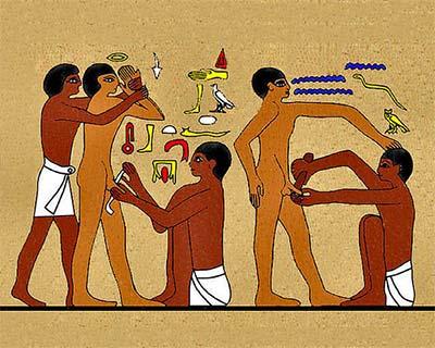 Eski Mısır'da Sünnet