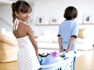 Çocuklar ev işlerine yardım etmeli mi?