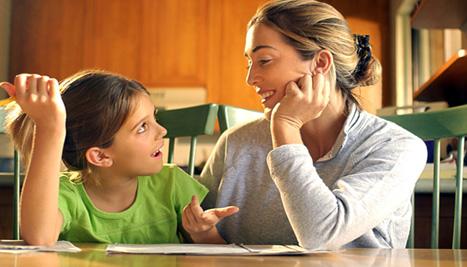 Anne çocuğuna nasıl yardımcı olur?