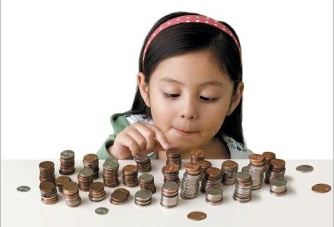 Çocuğumuza Para Biriktirmeyi Öğretmek