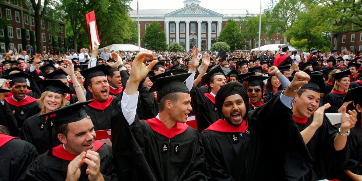 Harvard Business School Mezuniyeti
